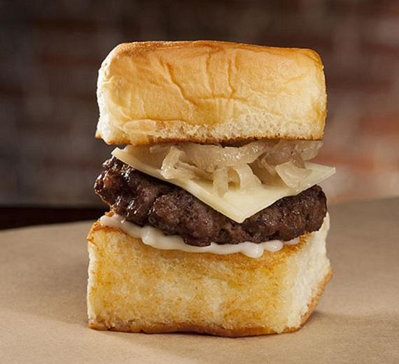 Dog Haus Burger Slider