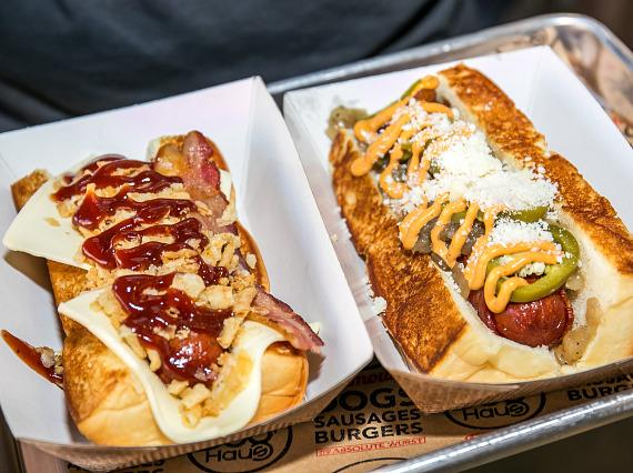 DogHaus Hot Dogs