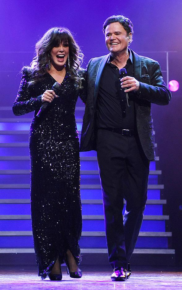 Donny & Marie Osmond Conclude Their Celebrated 11-Year Residency at Flamingo Las Vegas