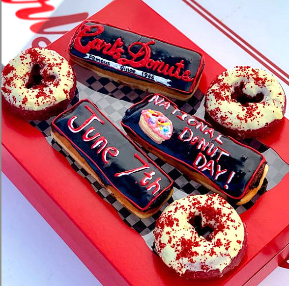 Donut Forget to Celebrate National Donut Day! Las Vegas' Carl's Donuts Celebrates the Holiday with Extended Hours, New Flavors and Specials All Day on June 7