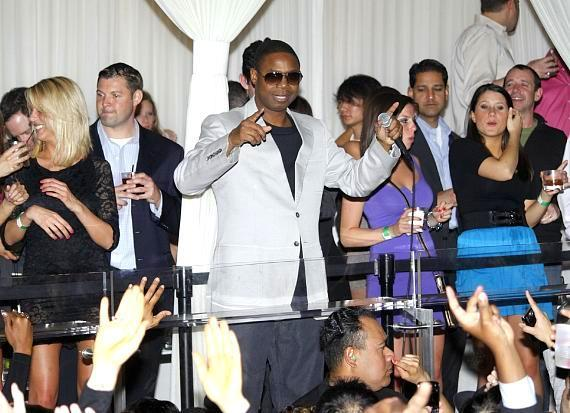 Doug E. Fresh at PURE Nightclub