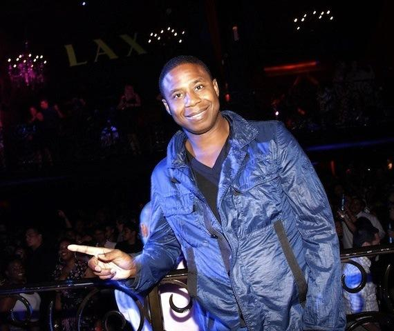 Doug E. Fresh Celebrates Birthday at LAX Nightclub in Luxor Hotel and Casino