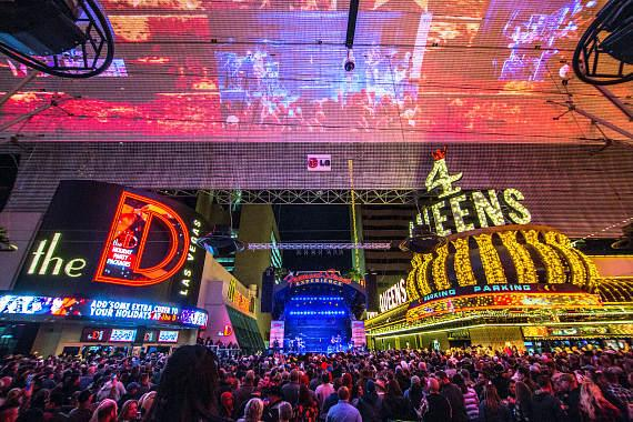Downtown Hoedown at Fremont Street Experience