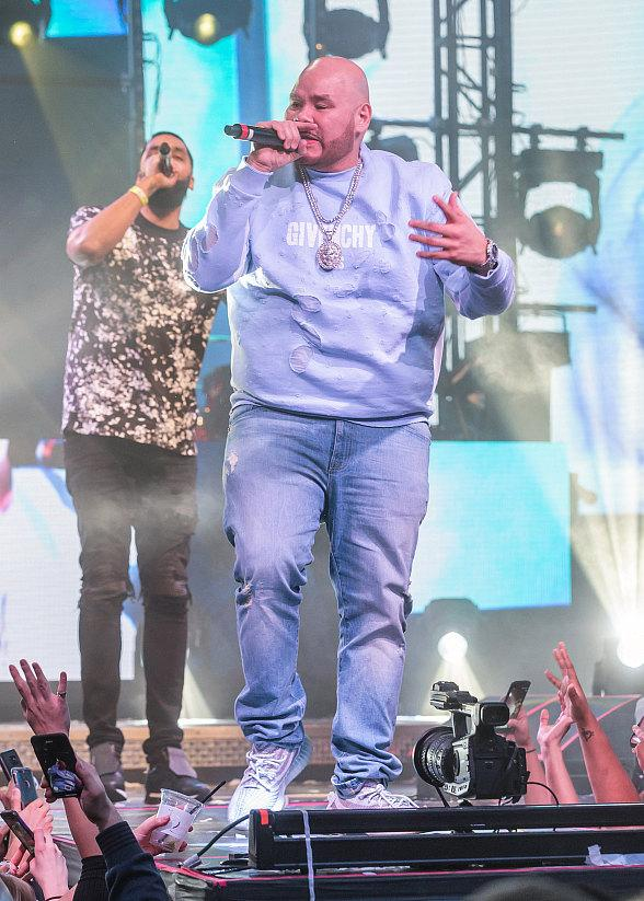 Fat Joe Leads Sky-High All-Star Party at Drai's Nightclub Las Vegas