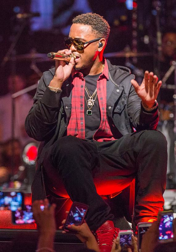 Drai's LIVE Presents Jeremih at Drai's Nightclub at The Cromwell in Las Vegas