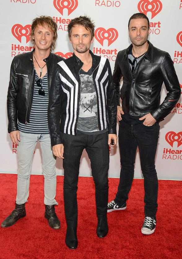 MUSE, FUN, TLC, Katy Perry, Courtney Bingham, Juicy J, The Summer Set, Jessica Robertson and more at iHeartRadio Music Festival - Day 1
