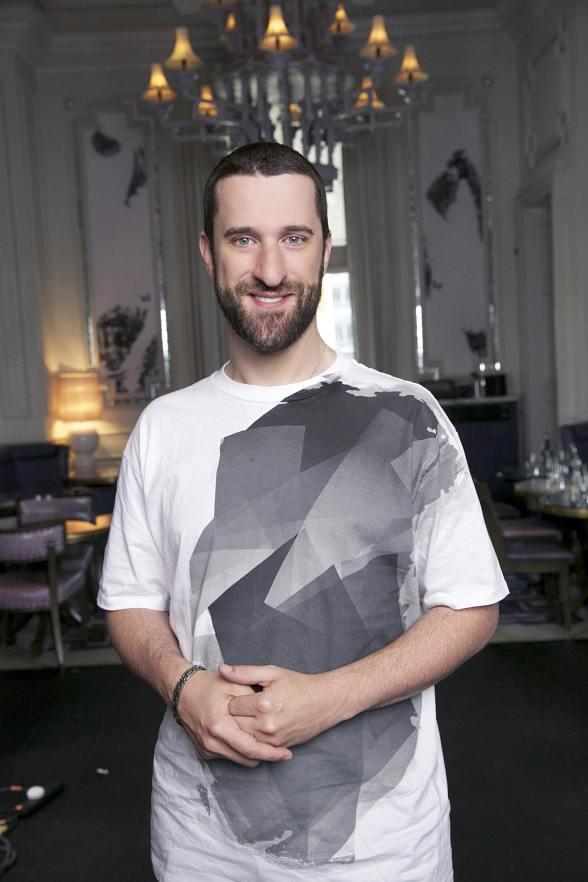 Dustin Diamond ('Screech' of