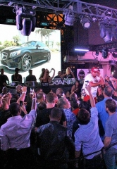 Rapper E-40 Hosts and Performs at Chateau Nightclub & Rooftop in Las Vegas