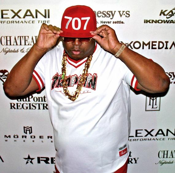 E-40 at Chateau Nightclub & Rooftop
