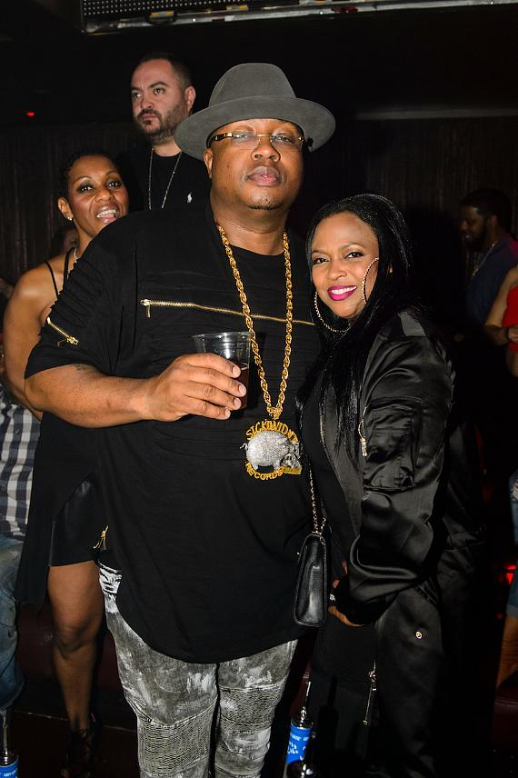 E-40 at TAO Nightclub