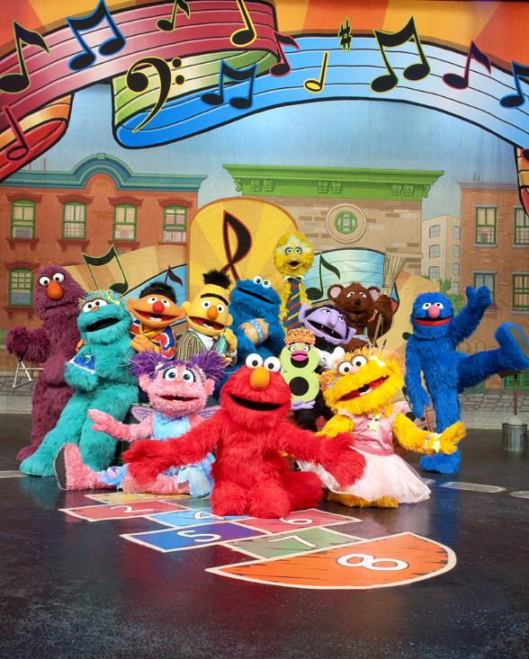 "Sesame Street Live ""Elmo Makes Music"" at The Cox Pavilion is On Sale Now"