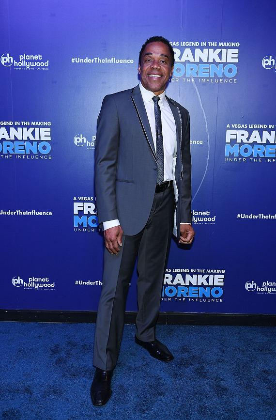 Earl Turner at Opening Night of FRANKIE MORENO - UNDER THE INFLUENCE at Planet Hollywood Resort & Casino