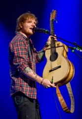 Ed Sheeran Announces North American Arena Tour Stopping at T-Mobile Arena in Las Vegas Friday, Aug. 4