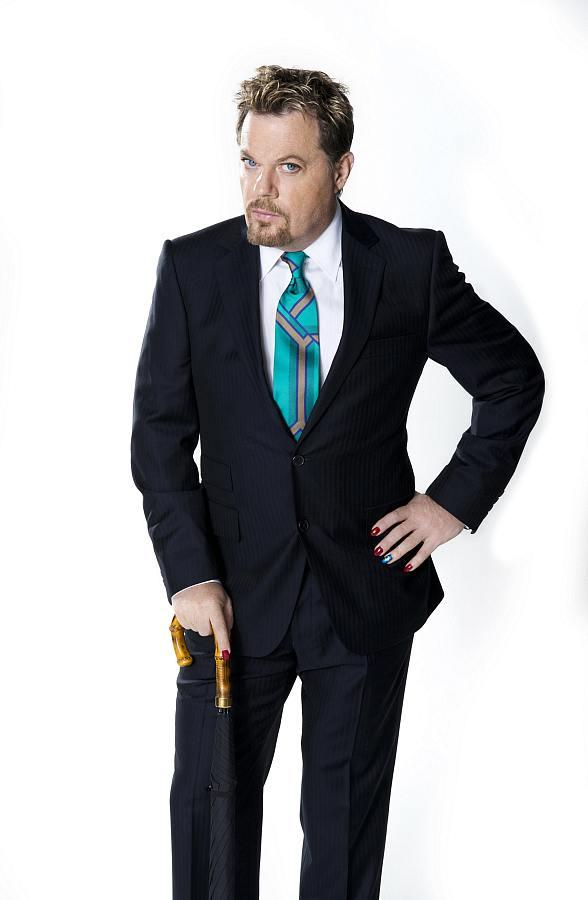 """""""Eddie Izzard: Force Majeure"""" Hits Vegas for Two Nights at The Pearl at Palms Casino Resort"""
