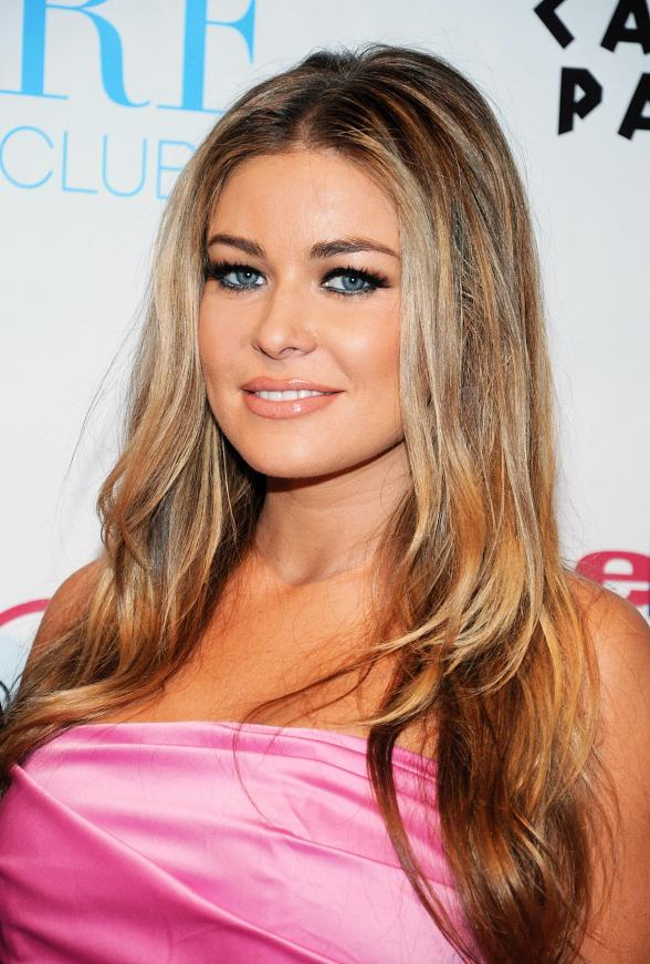 Carmen Electra Hosts 3rd Annual eBay Motors RPM XI Event at PURE Nightclub