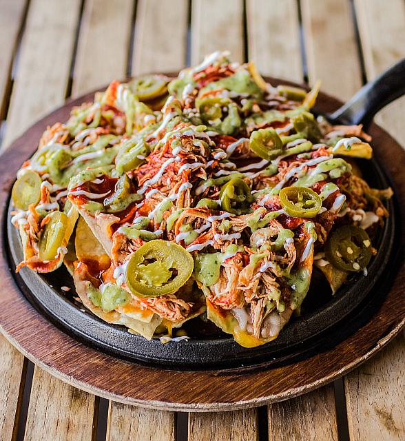 Nacho Daddy Spices up Las Vegas Restaurant Week 2018 to Benefit Three Square Food Bank