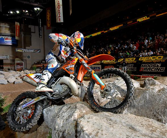 GEICO EnduroCross Returns to Orleans Arena Nov. 23