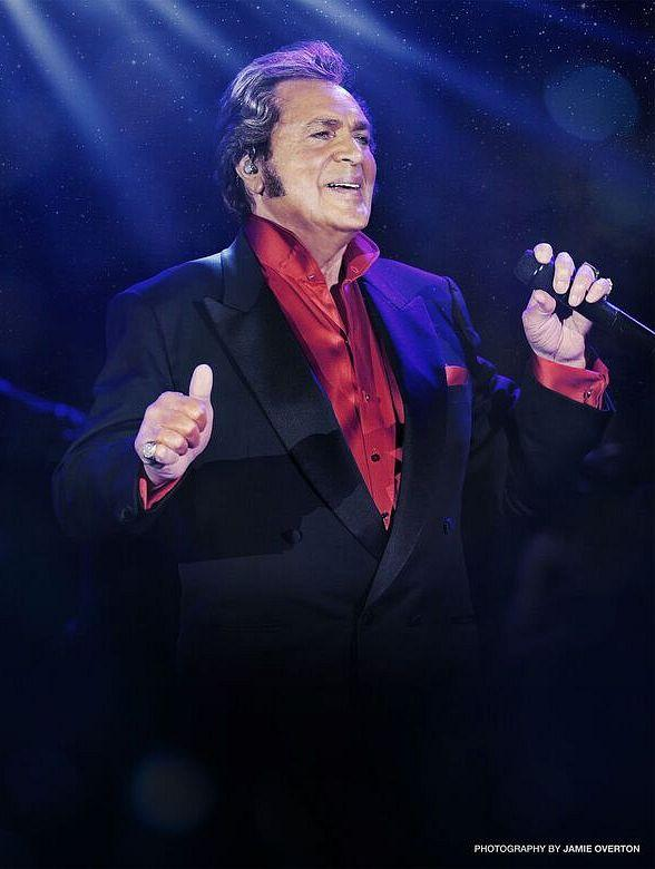 """Engelbert Humperdinck: The 50th Anniversary Tour"" Returns to The Orleans Showroom in Las Vegas Sept. 23-24"