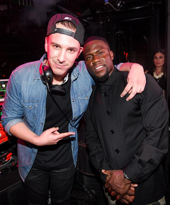 Kevin Hart Hosts HartBeat Weekend After Party at Marquee Nightclub in The Cosmopolitan of Las Vegas