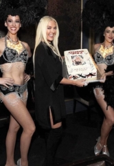"Erika Jayne Celebrates the Launch of New Book ""Pretty Mess"" at Beauty & Essex and Marquee Las Vegas"