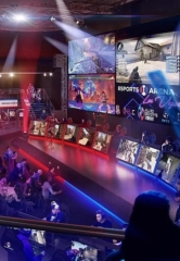 Allied Esports Sets March 22 Date for Grand Opening of Esports Arena Las Vegas