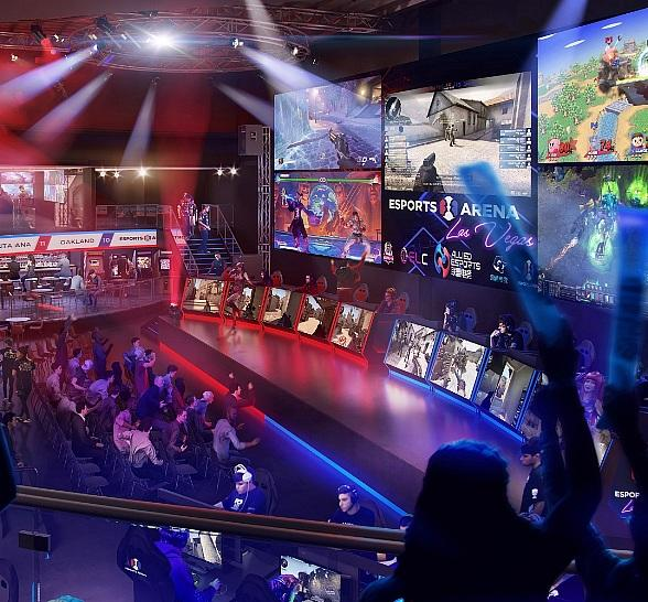 José Andrés' ThinkFoodGroup and Allied Esports to Debut First Gaming-Inspired Menu at Esports Arena Las Vegas