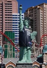 Lady Liberty Signs with Las Vegas Aces for Inaugural Season