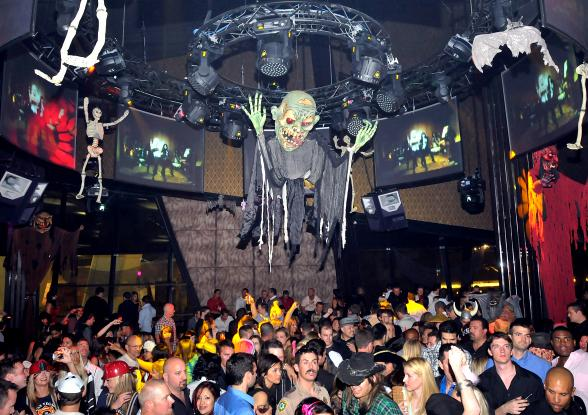 Eve Nightclub to Host Frightfully Sexy 'HallowEve' Parties Oct. 27, 29, 30