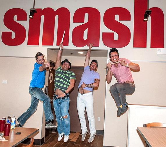 Excited for Smashburger
