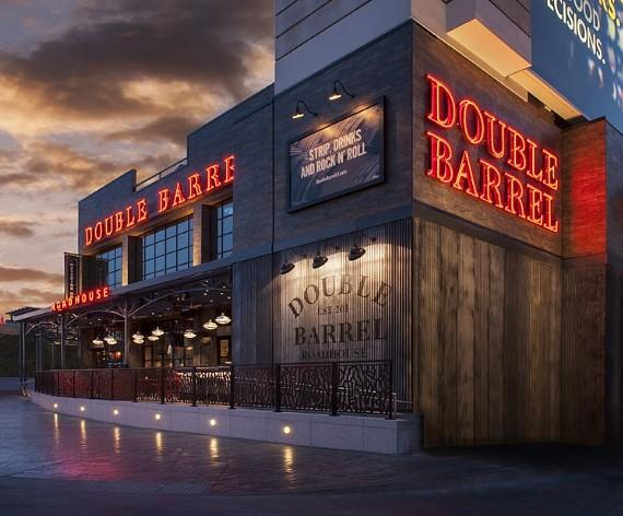 Double Barrel Roadhouse