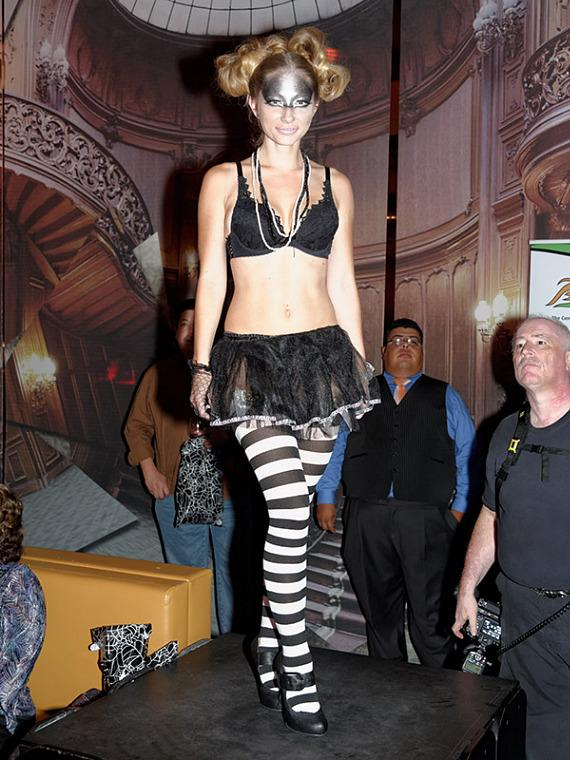 Fashion Mob Presents 3rd Annual Monster Vogue Freak Show at Hyde Bellagio Oct. 28