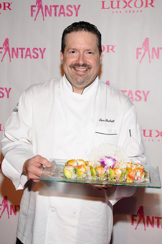 Executive Chef Tom Gorball at Rice & Company in Luxor