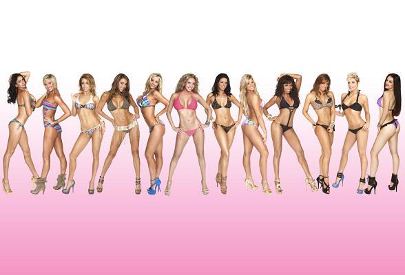 Fantasy Poses for a Cause: Portion of Proceeds from 2011 Swimsuit Calendar to Benefit Nevada Cancer Institute