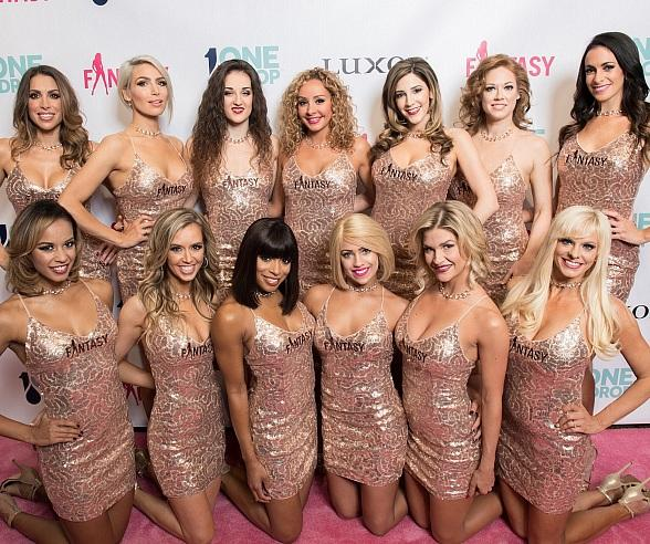 "FANTASY Celebrates its 17th Anniversary with the 2017 ""Natural Beauties of Las Vegas"" Calendar Launch"