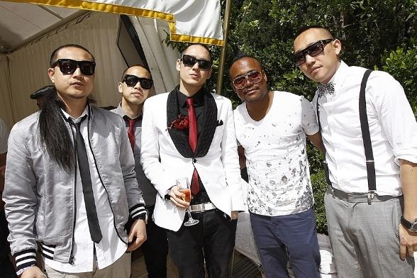 Far East Movement Continues the Party with Performances at LAX Nightclub and Venus Pool Club