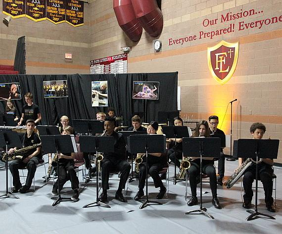"Faith Lutheran Middle School & High School's ""Illuminating The Arts"" Gala Benefits the School's Award-Winning Fine Arts Programs"