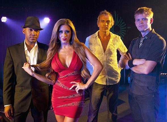 FourSum to Rock the Stage at Cabo Wabo Cantina Sept. 13