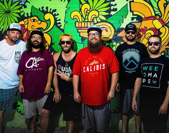 Smash Magazine Welcomes 'Fortunate Youth' to the Vegas Cannabis Summit and Announces Running Wild Tour with Grieves Later This Year