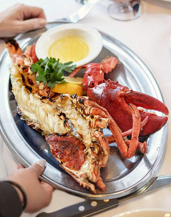 The Palm's Summer Lobster Celebration Offers the Best Catch of the Season with Mouthwatering Lunch and Dinner Features