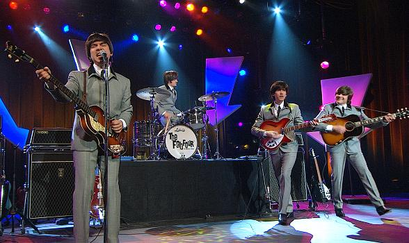 Relive The Beatles' Famous Hits with The Fab Four—The Ultimate Tribute at The Orleans Showroom June 13-14