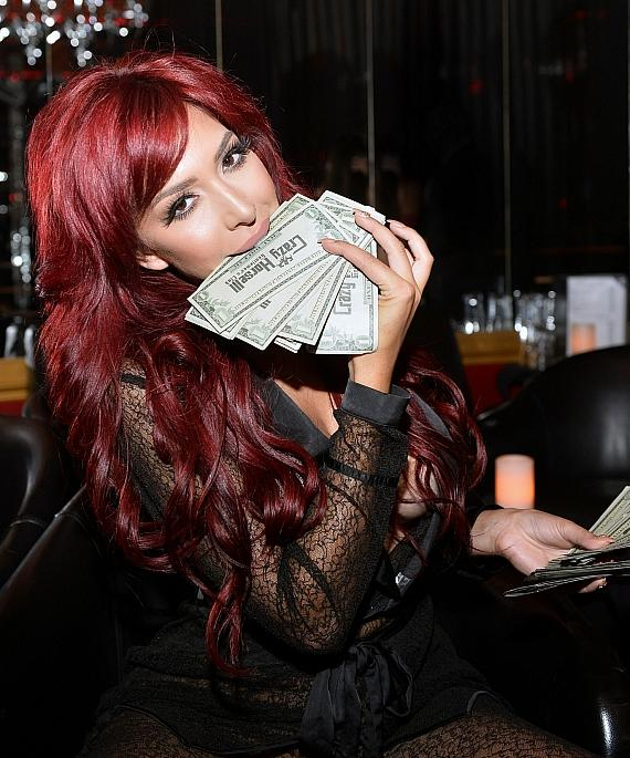 Farrah Abraham at Crazy Horse III in Las Vegas
