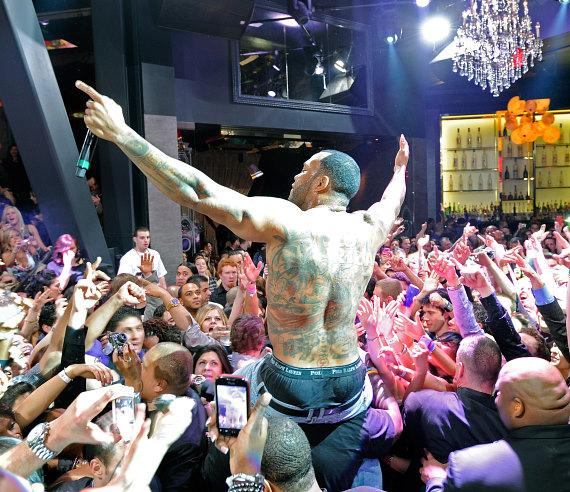 Flo-Rida at Chateau Nightclub & Gardens at Paris Las Vegas