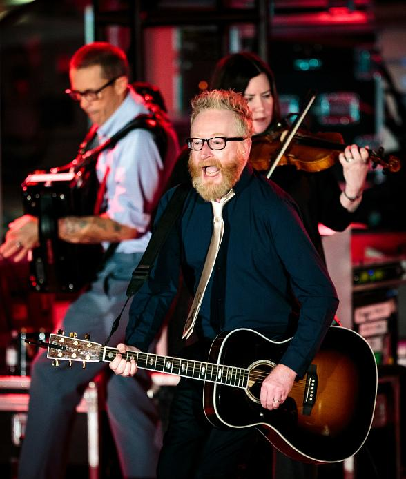 X107.5 Presents Flogging Molly at The Chelsea Inside the Cosmopolitan of Las Vegas March 15