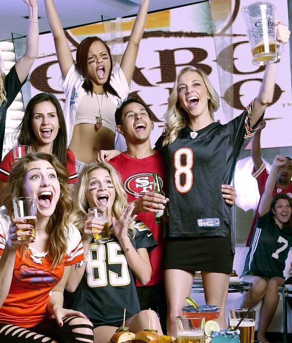 Cabo Wabo Cantina to host Weekend Football Fiestas during 2015 Season