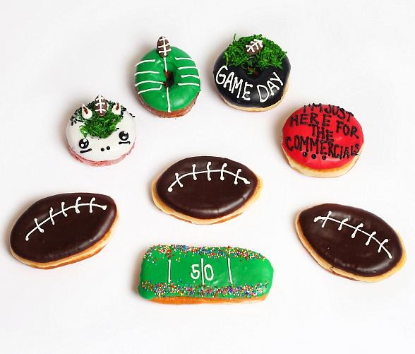 Pinkbox Doughnuts to Introduce Big Game Offerings and a Doughnut of the Month for February