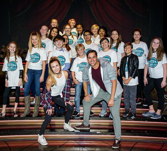 'BAZ – Star Crossed Love' Cast to Participate in the Positively Arts Foundation's 'Get Launched Vegas' Program at The Palazzo Las Vegas March 26 and April 23