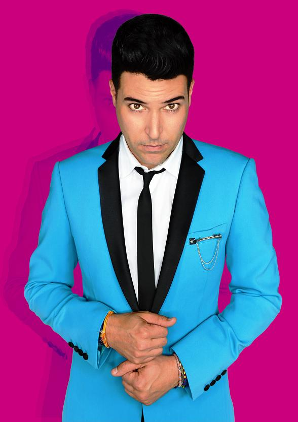 Frankie Moreno Live at Stratosphere Celebrates 500 Performances with Exciting New Show Additions