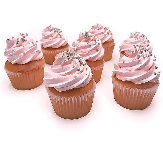 Freed's Bakery Pink Champagne Cupcakes