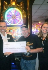 Fremont Hotel and Casino Slot Player Hits $1.23 Million Wheel of Fortune Slots Jackpot