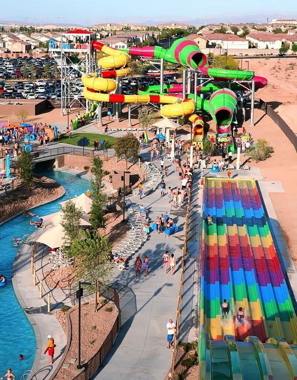 Wet'n'Wild Las Vegas Hosts Armed Forces Weekend With Free and Discounted GA Tickets May 19-20